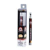 Wholesale Shisha Pen Factory - Free Shipping Newest Disposable E-hookah Portable E Shisha Pen 800 puffs Metal Tip E hookah factory wholesale
