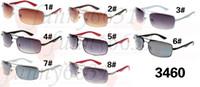 Wholesale Wholesale Designed Eyeglasses - New Arrival Fashion Men Sunglasses metal Frame Women Eyeglasses Sun Glasses High Quality Brand Design unisex Sunglasses free shipping
