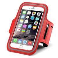 Wholesale Mobile 4g Band - For Apple Iphone 4 4s 4g 5 5s 5c 6 6s Plus i4 i5 i6 i4s i5s i6s 5se se mobile phone running pounch bag Sport Gym Arm Band Case
