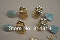 Wholesale Guitar Tuning Heads - 1 Set Golden Tuning Pegs Machine Head with GIB SON logo  Guitar Parts