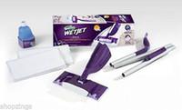 Spray Mop Cleaner Starter Kit Pack Set Hard Floor Tile Wood Vinyl