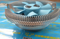 Wholesale Fan Bearing Types - NEW CPU Cooling fan For All Type of CPU i3 i5 775 1155 1156 AMD CPU fan 3 pin