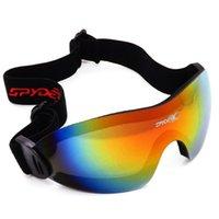 Wholesale Polarized Ski Sunglasses - Ski glasses, dazzle colour cycling glasses wind mirror prehistorical powers sports sunglasses