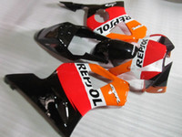 Wholesale Cbr 954rr Fairings Repsol - 3 Gifts New ABS Fairings set Injection Mold For HONDA CBR954RR CBR900RR 02 03 CBR CBR900 900RR 954 954RR CBR954 RR 2002 2003 Cool repsol