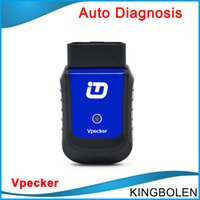 Wholesale Original X431 - Original Vpecker Bluetooth Full Function As Launch X431 Idiag Easydiag OBD2 OBD2 Code Scanner Universal Auto Diagnostic Tool Scaner