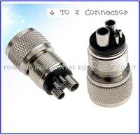 Wholesale M4 Motor - Dental turbine Handpiece adapter Coupler Motor Convertor 2H to 4H B2 to M4 C-1