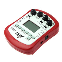 Wholesale nux guitar effects resale online - NUX PG Electric Guitar Effect bit Multifunctional Portable Types of Preset Guitar Parts For Music Instruments