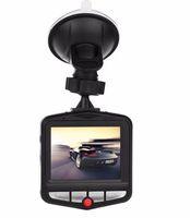 "Wholesale led send card - 10pcs1080P 2.4""LCD HD Car DVR Camera IR Night Vision Video Tachograph G-sensor Parking Video Registrator Camera RecordeFree send DHL"