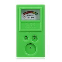 Wholesale Button Cell Cr1616 - Wholesale-Brand New Convinient Watch Button Cell 3v CR Battery Power Volt Tester for Checker Repair Tool CR2016 CR1620 CR1616