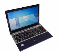 Wholesale Wholesale Windows Computers - 15.6 inch Fast Surfing Windows operation system 7 8.1 notebook computer 4GB+500GB HDD in-tel celeron J1900 2.0Ghz Quad Core WIFI webcam DVD