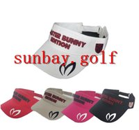 Sport all'aria aperta HATS Snapbacks 5color GOLF Cancelli perlati Piano regolabile GOLF PG CLUBS 89 CAPS PER DONNE E UOMINI