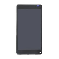 Wholesale N9 Dhl - By DHL, For Nokia Lumia N9 LCD Screen Display Digitizer tactil ecran Front Assembly with Mid Frame Replacement Parts