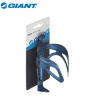 Wholesale Giant Bicycle Water Bottle Cage - icycle Accessories Bicycle Bottle Holder GIANT Cycling Bike Bicycle Aluminium Alloy Water Bottle Cage Bottle Holder Riding MTB Portable U...