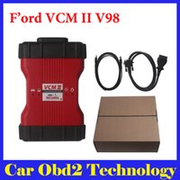 Wholesale Buy Card Id - 2016 Latest Version V98 for Ford VCM II VCM2 IDS VCM 2 Diagnostic Tool support WIFI ( Need Buy WIFI Card Seperately)