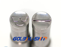 Wholesale Cool Stamps - COOL EMOJI 9mm Punching Die Mold Stamp for candy tablet press mold pill maker Tablet Press Die DHL fast shipping