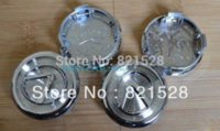 Centro 4pcs Chrome Wheel Cap 62 millimetri Fit Lexus IS tappo centro ES GS LS RX ruota seires