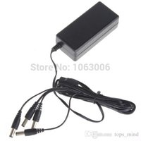 Wholesale 2015 Channel V DC Distributed Power Supply Power Adapter Splitter for CCTV Security Camera