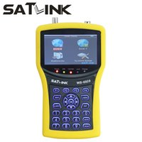 Wholesale Satlink T - Satlink WS-6939 DVB-S&T Combo Meter Satlink 6939 ws6939 Satellite finder 1pc free shipping