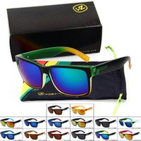Wholesale Sports Bycicle - Brand NEW Von Zipper Elmore Sunglasses Fashion Design Sporting Brand Vonzipper Cycling Glasses Men Bycicle Goggles Lenses Ciclismo