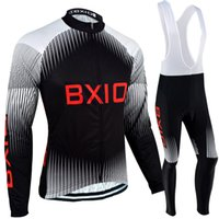 BXIO Brand Cycling Jerseys Thermal Fleece Pro Team Bike Clothing Long  Sleeves Bicycle Clothes Invierno Ropa Ciclismo Hombres BX-057 d4835edf1