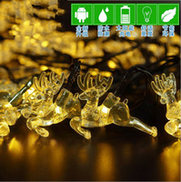 Cheap Outdoor Hanging Candles Night Lights Fawn Lamp Hanging Lights For Childern Bedroom Decoration 20