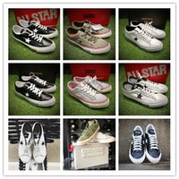 Classic Hot New Many Colors All Low Style Sports Stars Lona para mujer NE STAR J Zapatillas Sneakers Breathable Canvas Shoes 35-44