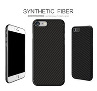 Wholesale Nillkin Case For Lg - Nillkin Carbon Fiber Back Cover Case For Iphone 6 6s Case 7 Plus Oneplus 3 5  Huawei P10 Plus  Samsung Galaxy S8 Plus Note 8  Lg G6