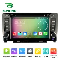 Wholesale Great Wall Hover Car Dvd - Quad Core 1024*600 Android 5.1.1 Car DVD GPS Navigation Player Car Stereo for Great Wall Hover H6 Radio 3G Wifi Bluetooth