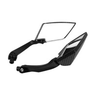 Wholesale Wholesale Honda Scooters - Sale ONE Pair Motor Rearview Mirror Scooter Parts Motorcycle Accessories For Suzuki for Kawasaki for Honda for Yamaha