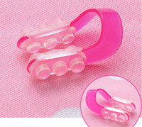 Wholesale Nose Up Lifting - 240pcs Nose Reshaper Beauty Tool , Pink Top Grade Silicone Nose Up Lifting Shaping Clip No Pain , Nose Bridge Straightening Makeup Tools