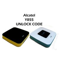 Wholesale huawei wi fi - New Arrival Original Unlock LTE FDD 150Mbps Alcatel One Touch Y855 4G MiFi Router Support LTE FDD 800 900 2100 1800 2600MHz