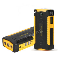 Wholesale Motor Rates - New arrival Big capacity 69800mAh Car jump starter High discharge rate 4 USB Auto power bank Motor vehicle booster start jumper