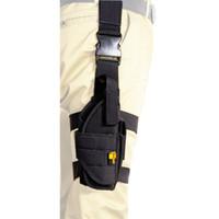 Wholesale Handgun Holster Thigh - Tactical Vertical Belt Drop Leg Puttee Thigh Leg Pistol Gun Holster Molle with Magazine Pouch Fit Most Handgun