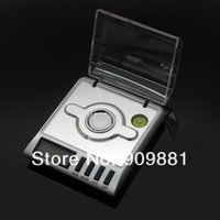 Wholesale precision weighing - 30g 0.001 Portable Electronic Jewelry Scales Diamond Gold Germ Medicinal Pocket Digital Scale Precision Weighing Balance