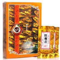 ingrosso anxi tie guan yin-Promozione Anxi Tieguanyin tè Oolong con pesante aroma 250g, cibo verde, cravatta guan yin tè all'ingrosso OT-057
