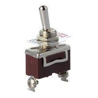1 pz Heavy Duty 15A 250V SPST 2 Interruttore ON / OFF Terminale Interruttore impermeabile B00451