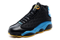 Wholesale Popular Retro Basketball Shoes - New 2016 Retro 13 CP3 Chris Paul Hornets Basketball Shoes Popular XIII Training shoe Wholesale Retro 13S Men womens Basketball Shoes