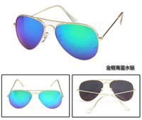 Wholesale Wholesale Branded Products - New fashion Products brand designer sunglass women men glasses Fashion Goggles Sunglasses Fast Shipping mix colors.
