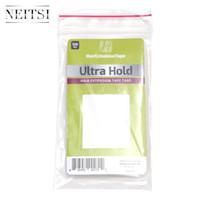 ultra saç uzantıları toptan satış-Neitsi 10 sheets 120 adet Ultra Tutun Saç Uzatma Bant Sekmeler Orijinal ABD Cilt Yapıştırıcı Bant Bant İnsan Saç Uzun Tutun Zaman