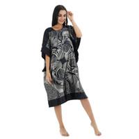 Wholesale Plus Size Lounge Dresses - Buy Cheap Plus Size ...