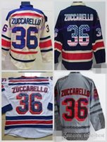 Wholesale Flag Mats - Cheap York Rangers #36 Mats Zuccarello Jersey Wholesale Home Royal Blue White Hockey Jerseys New Stitched Nationals Flag Edition