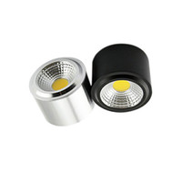 Wholesale beds china online - 5W W W W LED Surface Mounted Downlight Ceiling Light Pendant Lamp AC85V V for CE RoHS TUV C Tick from China