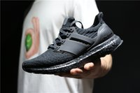 Wholesale Cheap Skate Shoes Men - 2017 Cheap Wholesale 3.0 Ultra Boost 2017 Classic Men & Women Fashion Casual Shoes Cheap Leather Skate Shoes Free Shipping