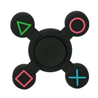 Wholesale Focus Kid - Fidget Spinner Hand Finger Toys Puzzle Magic Cube Educational EDC Focus Toy Silicone or Metal Material Spin Gifts For Adults Kis