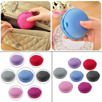 Wholesale plastic key holder case for sale - Storage Bag For Earphone Headphone Earbuds Key Coin Hard Holder Box Carrying Hard Hold Case