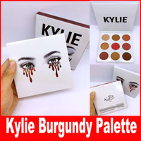 Wholesale Waterproof Matches Wholesale - Kylie Jenner's New Eyeshadow Palette Matches Her Hair The Burgundy Palette kylie kyshadow new palette Kylie Cosmetics