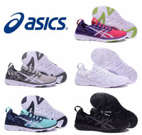 outdoor light fittings - 2016 New Design Asics Gel Fit Sana Running Shoes For Women Men Lightweight Super Soft Breathable Athletic Sport Sneakers Eur Size