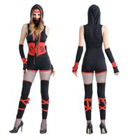 Wholesale Ninja Performance - The new bushido uniforms role-playing game ninja clothing Halloween party stage performance clothing