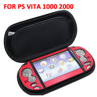Wholesale Cases For Ps Vita - Hard Cover Protective Shell Eva Case Bag Pouch for Sony Playstation PS Vita PSV 1000 2000 Hard Cover