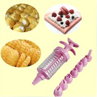 Utile Moda decoratori di dolci cake decorating Icing piping cream siringa tips 8 set di ugelli Set Tool Accessori per la cucina